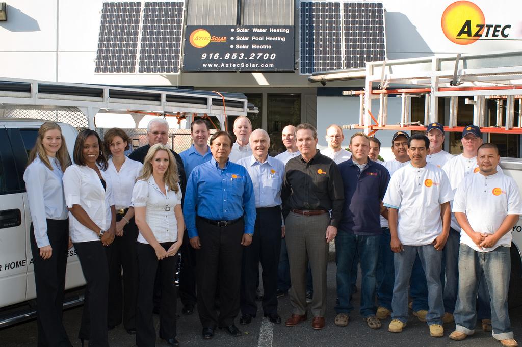 Aztec Solar Team