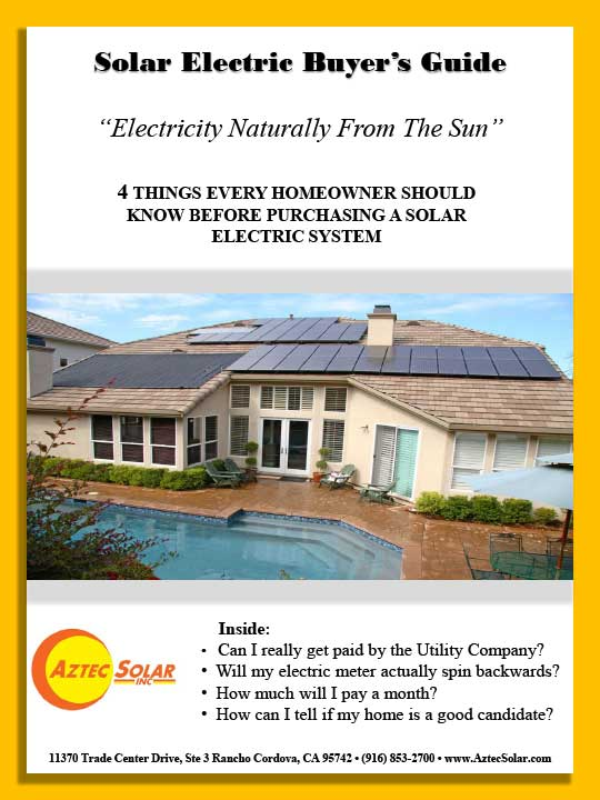 Aztec Solar Pool Heating Buyers Guide