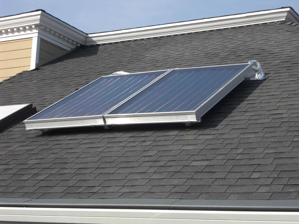 Solar Water Heating in the Sacramento Region | Aztec Solar