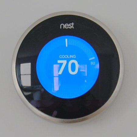 Get a FREE Nest Thermostat with any solar electricity system purchase