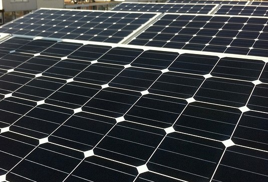 The sunny state of California is a nationwide leader in solar energy