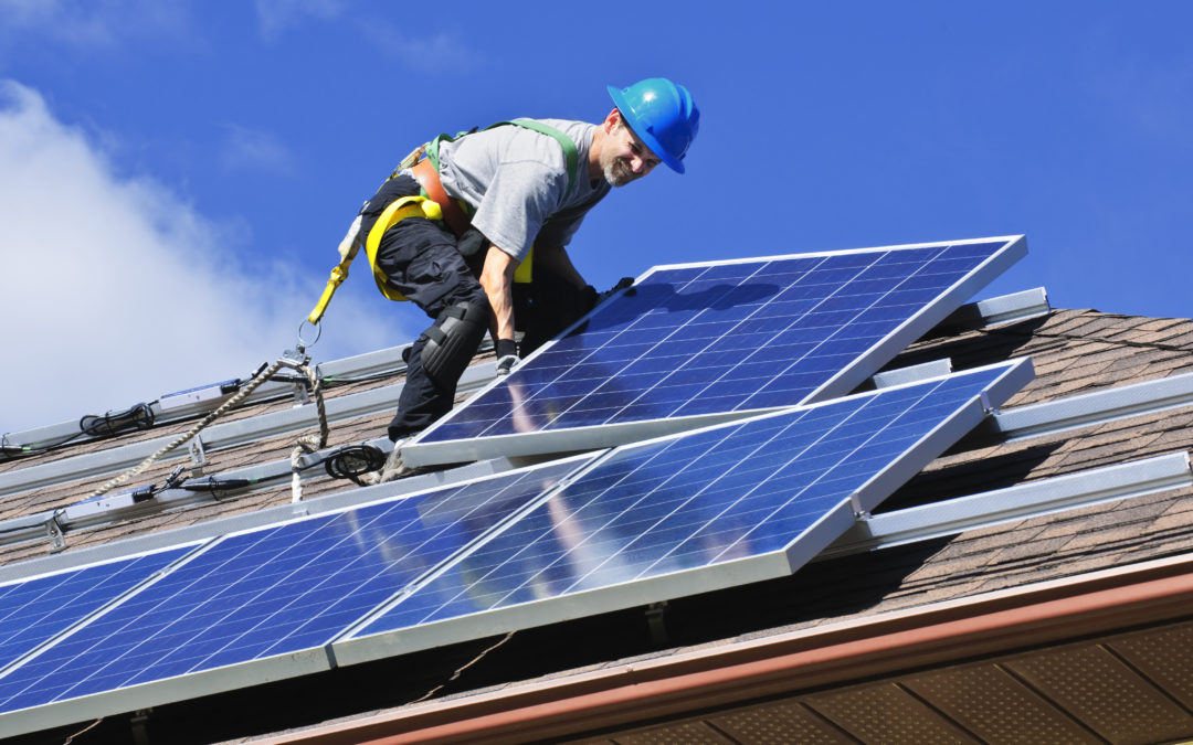 Solar workforce saw a 168 percent increase in solar-related jobs through 2017