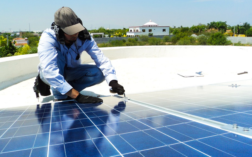 Preventing roof damage during solar installations