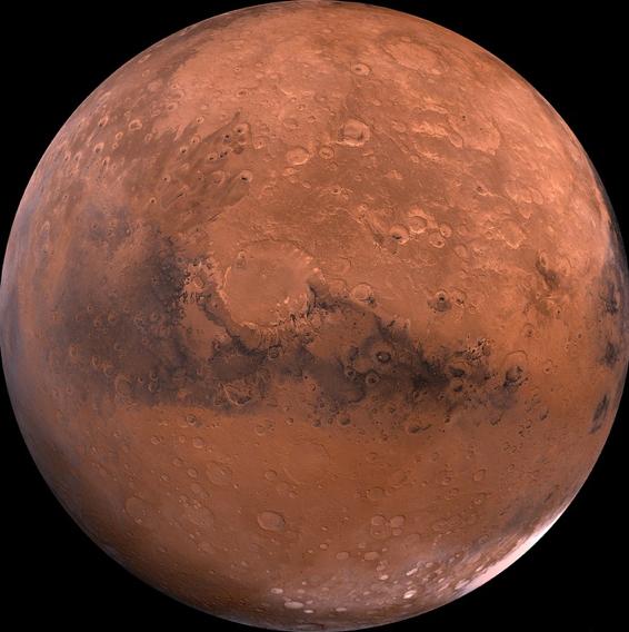 NASA spacecraft uses solar power to take selfie on Mars