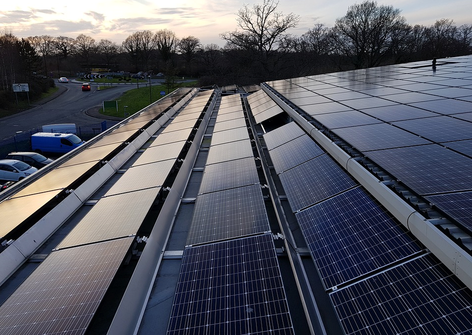 Aztec Solar applauds Davis for approving requirement for solar on all new commercial buildings