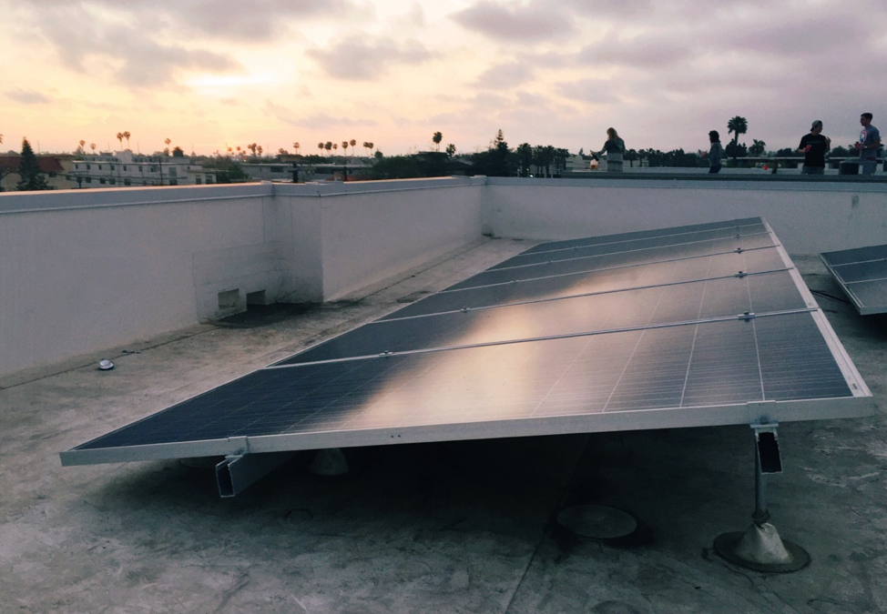Target and Walmart compete for solar panel supremacy
