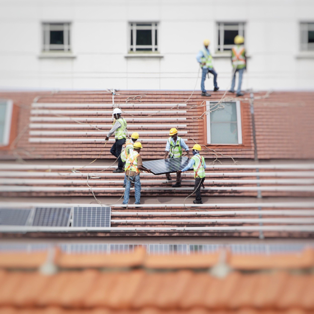 Solar workforce programs will connect Veterans to exciting careers