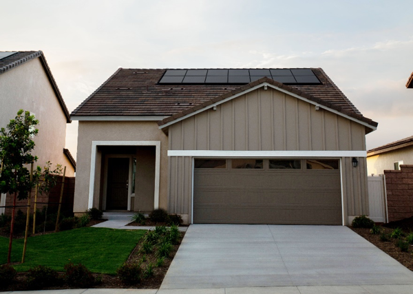 Solar panels required for newly constructed homes in California beginning Jan. 1