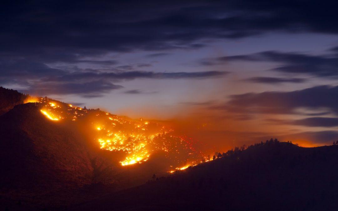 Increasing risk of wildfires in California brings threat of power shutoffs