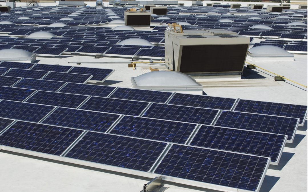 Solar and storage mandate proposed for new commercial and residential buildings in California