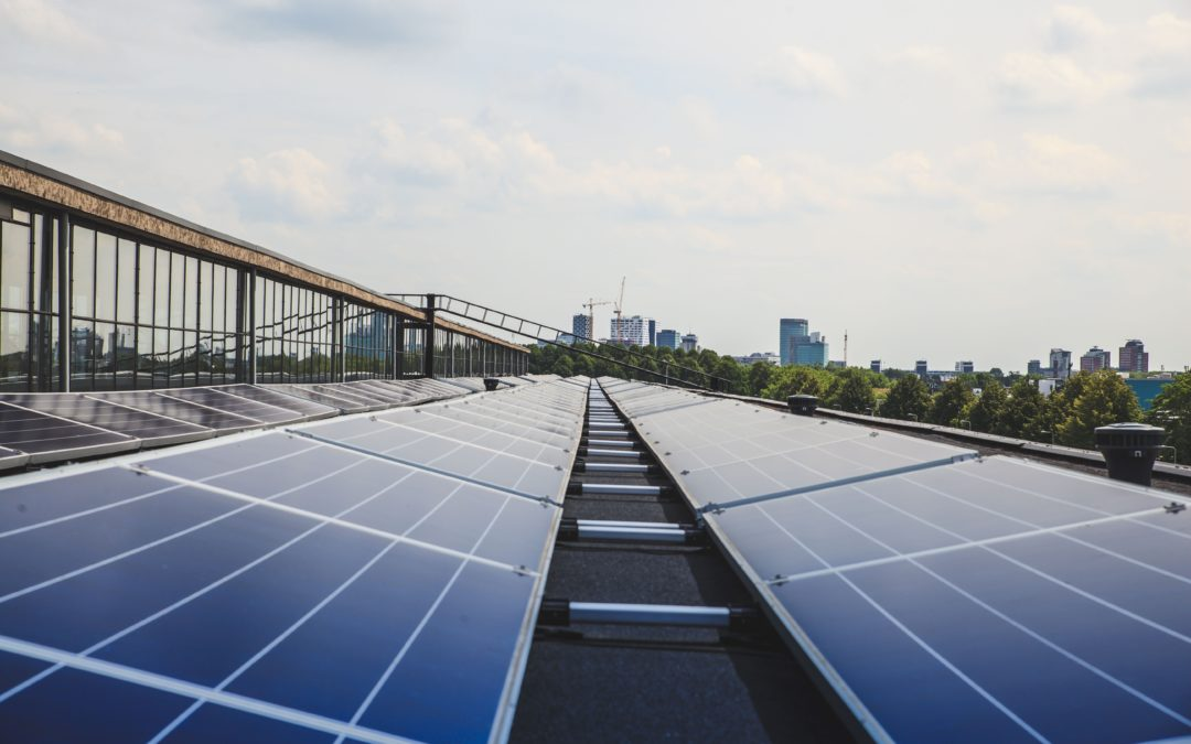 Installing solar panels on half of the world's houses could provide enough electricity to power the entire planet